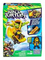 Figurina Mega Bloks Teenage Mutant Ninja Turtles: Out Of The Shadows Mickey Turbo Board