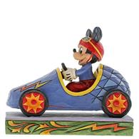 Figurina Mickey Takes The Lead Mickey Mouse Disney Traditions Figurine