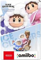 Figurina Nintendo Amiibo Character Ice Climbers Super Smash Bros. Collection
