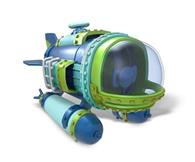 Figurina Skylanders Superchargers Vehicle Dive Bomber