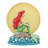 Figurina The Little Mermaid Moonlight Disney Traditions
