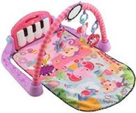 Fisher Price - Kick Play Piano Gym - Pink (Bmh48)