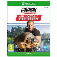 Fishing Sim World Pro Tour Collector S Edition Xbox One