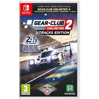 Gear Club Unlimited 2 Tracks Edition Nintendo Switch