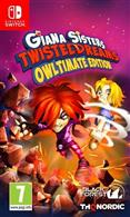 Giana Sisters Twisted Dream Owltimate Edition Nintendo Switch