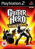 Guitar Hero World Tour Ps2