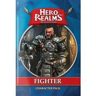 Hero Realms: Character Pack - Fighter (1 Pack) Board Game