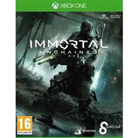 Immortal Unchained Steelbook Xbox One