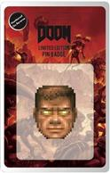 Insigna Pin Badge Doom