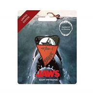 Insigna Pin Badge Jaws