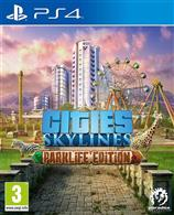 Joc Cities Skylines Parklife Edition Ps4 Game