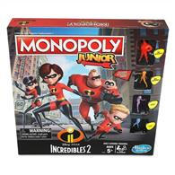 Joc Disney The Incredibles Monopoly Junior