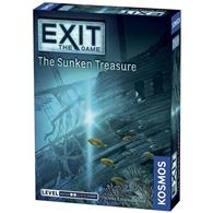 Joc Exit The Sunken Treasure