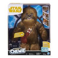 Jucarie De Plus Fur Real Star Wars Ultimate Co Pilot Chewie