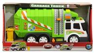 Jucarie Dickie City Action Garbage Truck