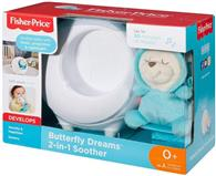 Jucarie Fisher Price Butterfly Dreams 2 In 1 Soother