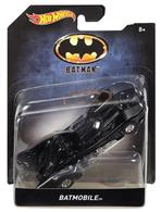 Jucarie Hot Wheels Batman Vehicle Classic Tv Series Batmobile