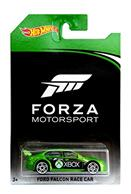 Jucarie Hot Wheels Car Forza Motorsport Ford Falcon Race Car
