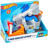Jucarie Hot Wheels City Trex Grocery Attack