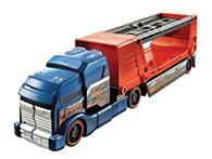 Jucarie Hot Wheels Crashing Big Rigs Red Truck
