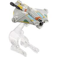 Jucarie Hot Wheels Star Wars Starship Rebel Ghost