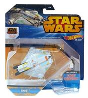 Jucarie Hot Wheels Star Wars Starship Rebels Ghost Vehicle