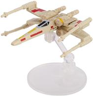 Jucarie Hot Wheels Star Wars Starships X-Wing Fighter Red Five