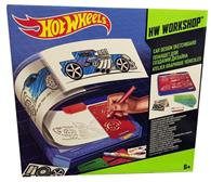 Jucarie Hot Wheels Workshop Car Design Sketchboard