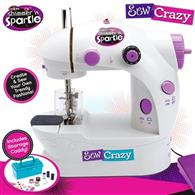 Jucarie Masina De Cusut Shimmer And Sparkle Sew Crazy Sewing Machine Set