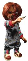 Jucarie Pizza Face Chucky Mezco Talking Doll