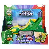 Jucarie Pj Masks Gekko Car Speed Booster Vehicle & Figure