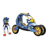 Jucarie Sonic Blue Force One Transforming Bike