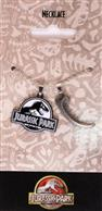 Lantisor Necklace Jurassic Park