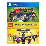 Lego Dc Super Villains Game And Film Double Pack Ps4