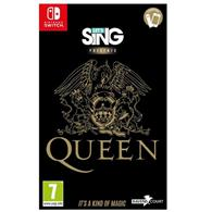 Let S Sing Queen Nintendo Switch