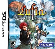 Lufia Curse Of The Sinistrals Nintendo Ds