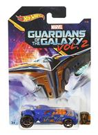 Masinuta Hot Wheels Car Marvel Guardians Of The Galaxy Vol.2 Rocketfire