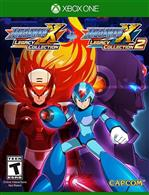 Mega Man Legacy Collection 1 & 2 Xbox One