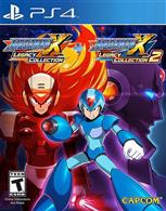 Mega Man X Legacy Collection 1 + 2 Ps4