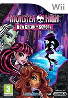 Monster High New Ghoul In School Nintendo Wii