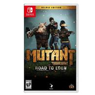 Mutant Year Zero Road To Eden Deluxe Edition 2019 Nintendo Switch