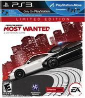 Need For Speed Most Wanted (Move) Ps3