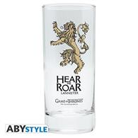 Pahar Game Of Thrones House Of Lannister Hear Me Roar 290 Ml