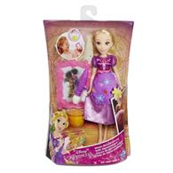 Papusa Disney Princess Doll Rapunzels Water Reveal Canvas
