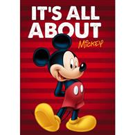 Paturica Copii Mickey Red Star St55888