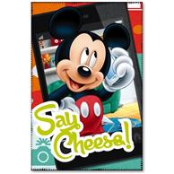 Paturica Copii Mickey Say Cheese Star St41454