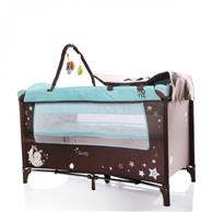 Patut Pliant Bebe Moni Sleepy New Blue