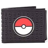 Portofel Pokemon Pokeball Rubber Bifold Wallet