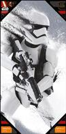 Poster Star Wars Episode 7 Snow Stormtrooper Glass