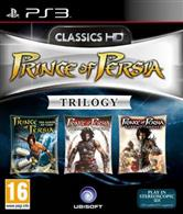 Prince Of Persia Trilogy Hd Ps3